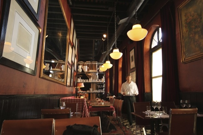 Restaurante Patagonia Sur. Chef Francis Mallmann, Buenos Aires, Argentina.
