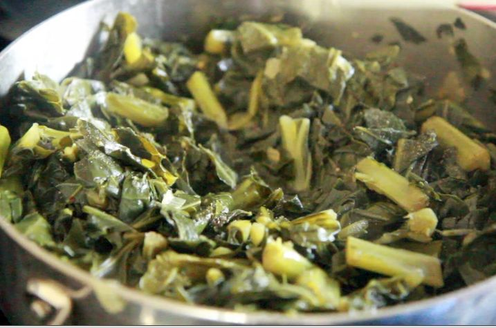 how to cook soul food collard greens