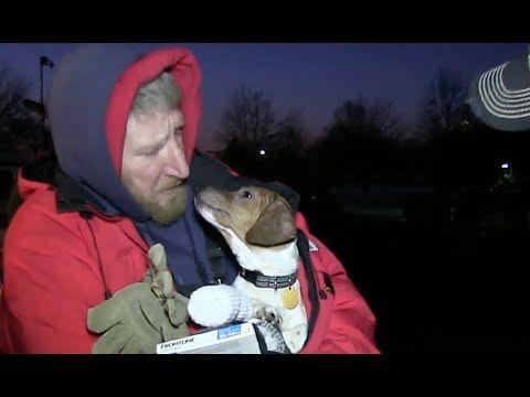 Homeless Dog Rescue Prank It Forward