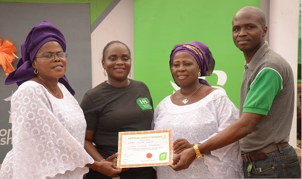 HERITAGE BANK TARGETS 1,000 AGENTS AS BANKING PARTNERS