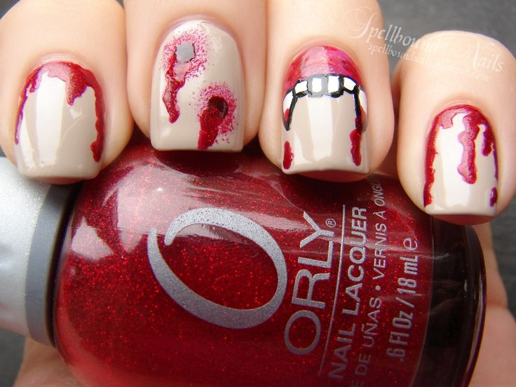 Best 25 vampire nails ideas on pinterest blood nails halloween best 25 vampire nails ideas on pinterest blood nails halloween nail art and diy vampire nails prinsesfo Choice Image