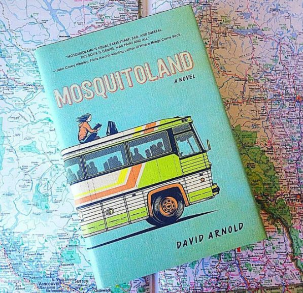 Mosquitoland by David Arnold | 29 YA Books About Mental Health That Actually Nail It