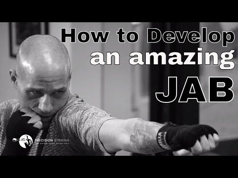 Develop a Killer Jab - Full access via sign-up at precisionstriking.com | Spanish subtitles - YouTube