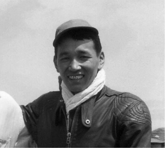 1959年浅間火山レースにて