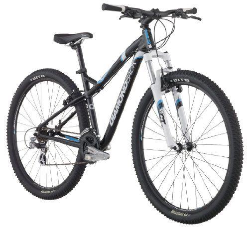 SALE Diamondback 2013 Women's Lux 29'er Mountain Bike with 29-Inch Wheels  (Black, 19-Inch/Large)