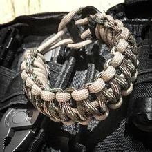 Grit Paracord Survival Bracelet - The Ultimate Plan B