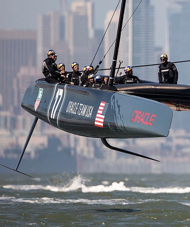 Catamaran Racing, News...