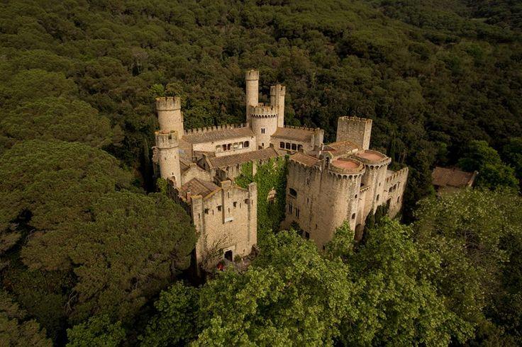 Santa Florentina Castle - Canet de Mar - Spain vis FB