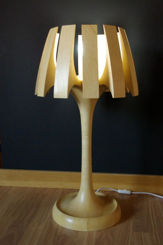 wooden table lamps for living room. Beautiful exclusive design lamp  Wooden table living room by MonoculoShop Best 25 lamps ideas on Pinterest Build your own