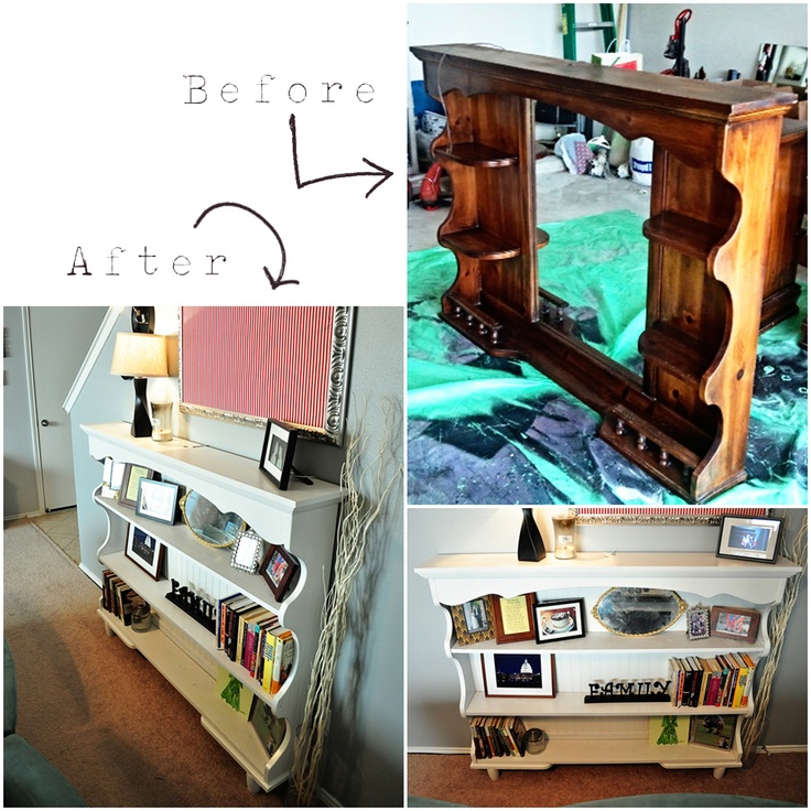I love Hannah B's blog and all of her refurbished furniture! Awesome!