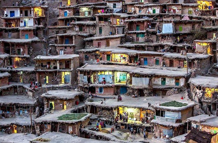 (67) Facebook  a village in Iran