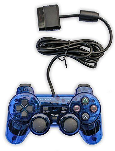 ps3 controller not working ps2 games