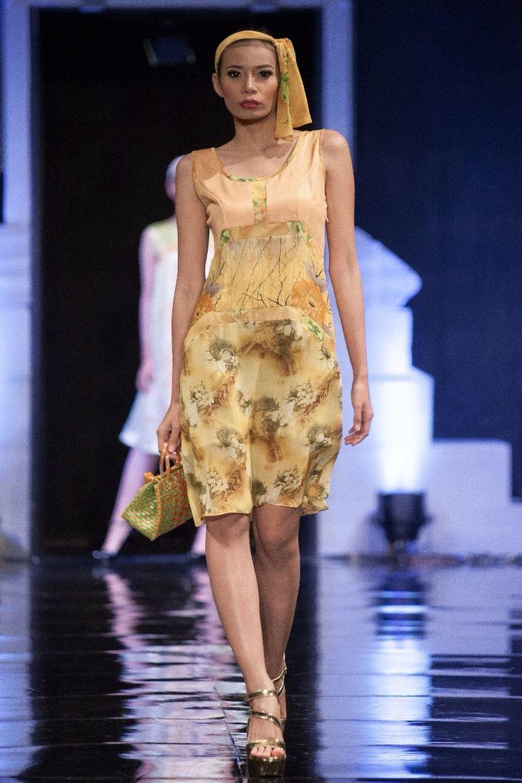 1st look  WANDERLUST: a sweet escape  For Jogja Fashion Week 2014