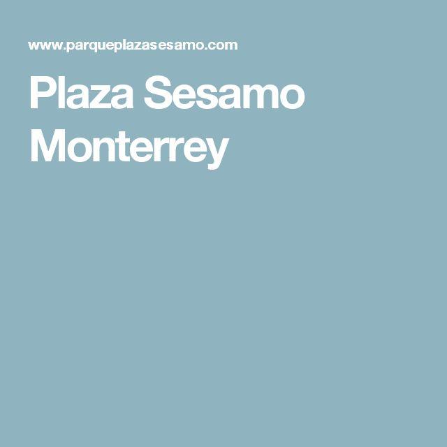 Plaza Sesamo Monterrey