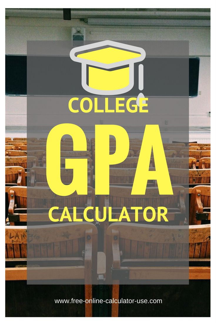 This Free Online Grade Point Average Calculator Will Help You To Track Your  Present Gpa As