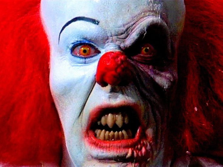Evil Clown - Pennywise | stephen king | Pinterest | Clowns ...