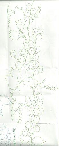 """Trabalhos de pintura em tecido e crochê n° 24 - Solange ɷ(""""ړ)ɷ - Picasa Web Albums"""