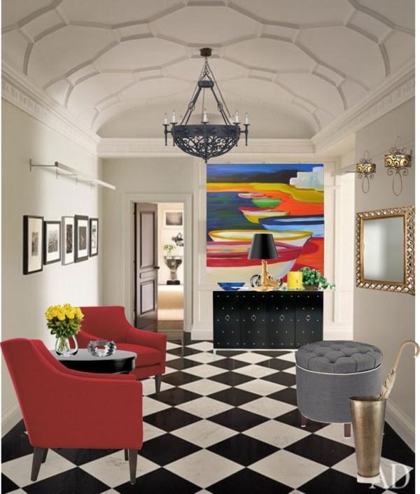 Mid Century Modern Foyer : Best images about foyer ideas on pinterest travertine