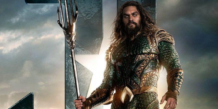 Aquaman Actor Says DCEU Film is Star Wars Underwater