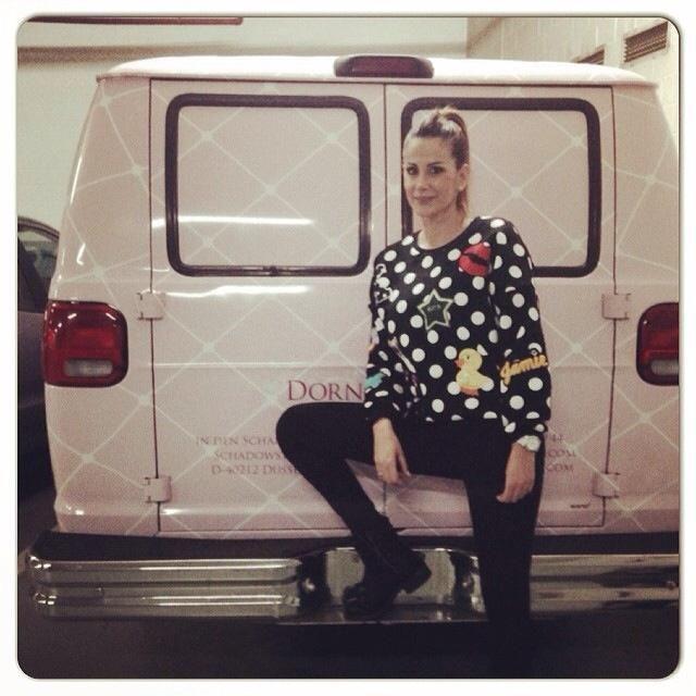 Simona Salvemini indossa la felpa FOLLOWUS #simonasalvemini #love #followus #followusfashion #woman #collection #ss14 #fashion #style