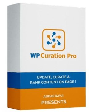 WP Curation Pro – what is it? WP Curation Pro is a new wordpress plugin that will allow you to discover, curate, publish, share and rank content inside of google. This is a plugin that auto update content and booste your Google fresh factor allowing you to rank higher!