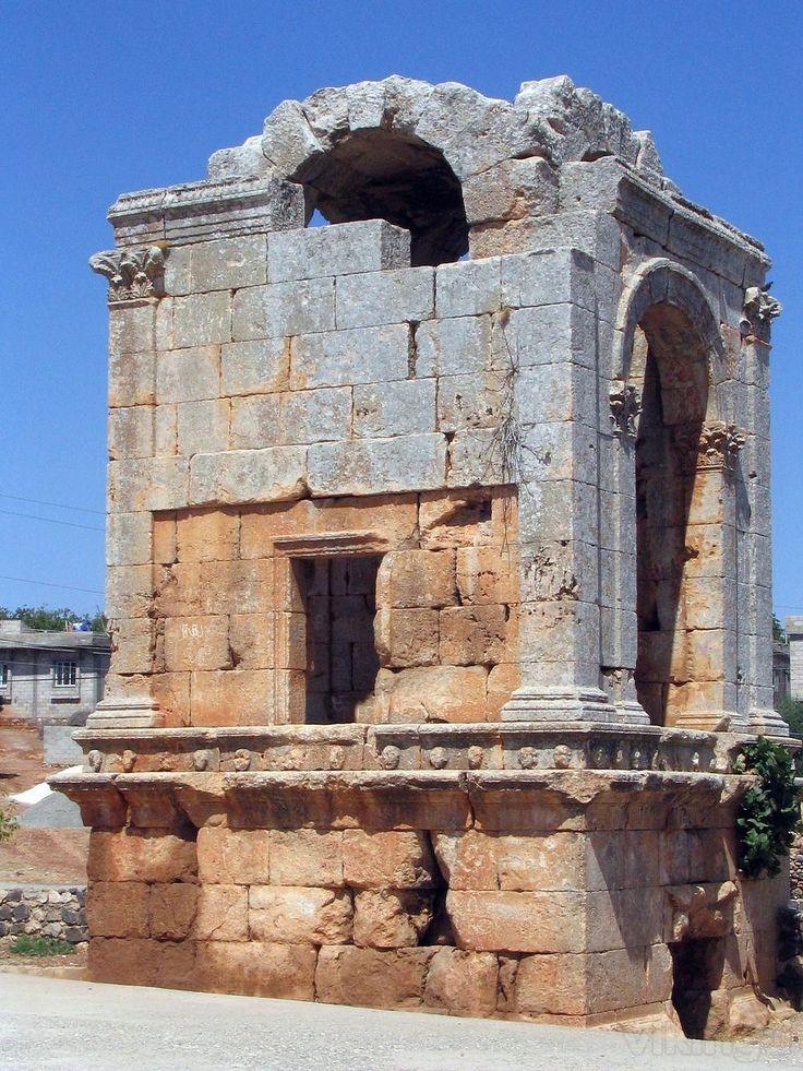 Monumentalgräber in Elif, Hisar und Hasanoğlu, Gaziantep