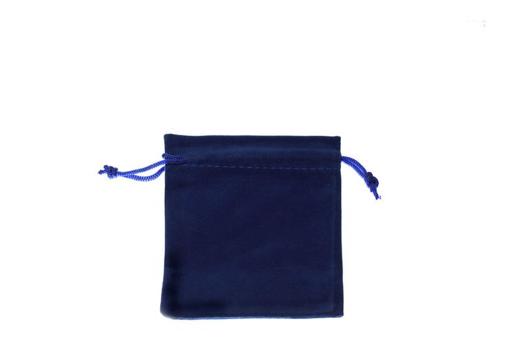 Small cobalt blue velvet bags. Dimensions approximately 8cm x 9cm.These velvet bags are ideal for jewellery products and small brooches. Come visit our online store at www.blingin.com.au to view the full range.
