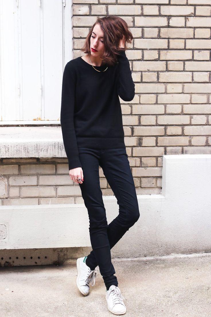Le Blog de Camille: All in black