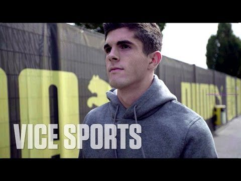 Das American: Christian Pulisic's Spectacular Rise | VICE Sports
