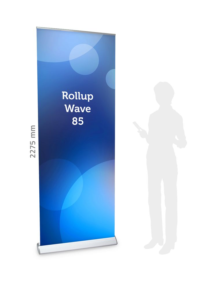 Rollup Wave ab 84€