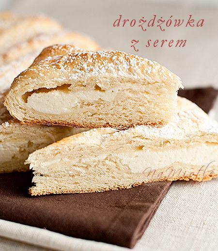 Bun with cheese/Authentic Polish recipe  aka.Cream cheese breakfast bread