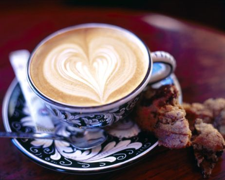 La Colombe Torrefaction: My absolute favorite café, they brew a delicious dark roast and are dedicated to ethical trade practices.
