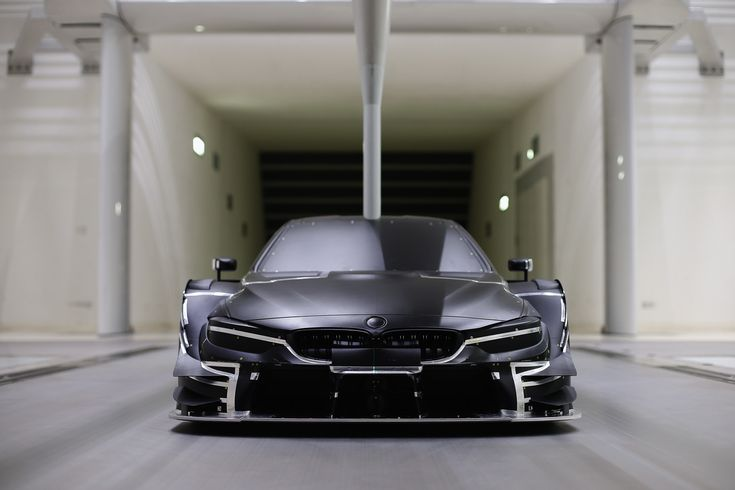 The new BMW M4 DTM in the wind tunnel - http://www.bmwblog.com/2017/04/11/new-bmw-m4-dtm-wind-tunnel/