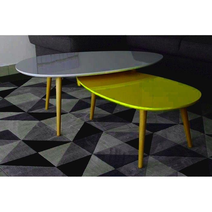 Table Basse Design Scandinave Verre Et Bois Ingmar 100 Table Basse Table Basse Plateau Table Basse Design