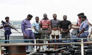 The anti-crude oil theft operations of the Nigerian Navy NNS Jubilee in Akwa Ibom has once again...