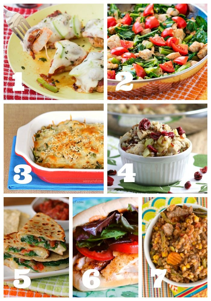 Easy Weekly Dinner Menu #189: Welcoming September
