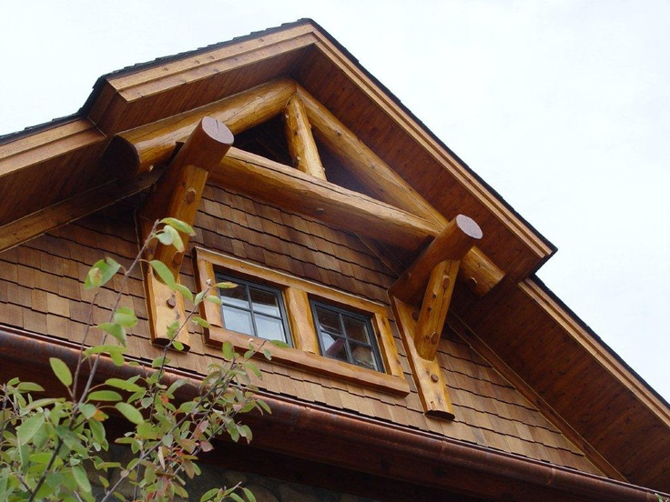17 Best Images About Log Home Architectural Elements On