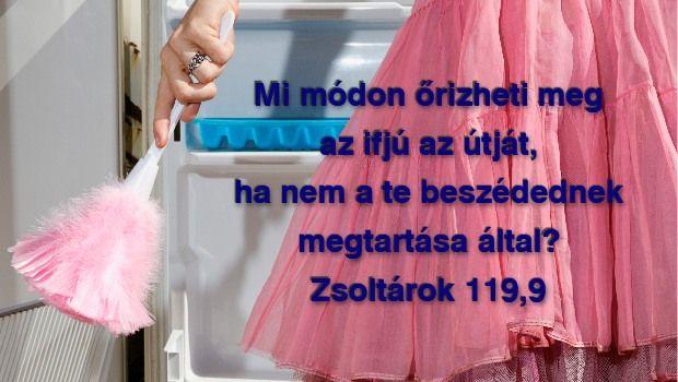Zsoltárok 119,9