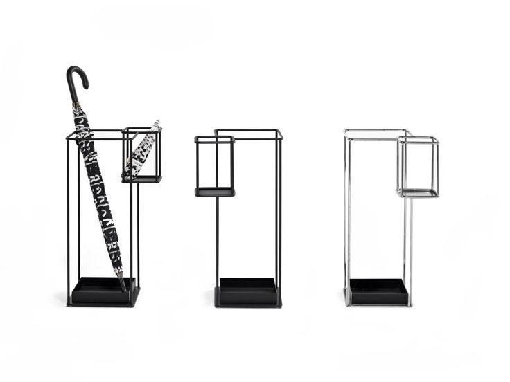 DUO by Mogg is the smart umbrella stand designed for every type of umbrella, both big and small. Finally you can find easily again your small umbrella / Design by Carlo Contin /   http://www.mogg.it/Prodotti/Accessories/DUO/  #mogg #moggdesign #Duo #CarloContin #UmbrellaStand #Portaombrelli #ItalianFurniture #interiorDesign