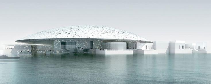 Accueil - Louvre Abu Dhabi 2014