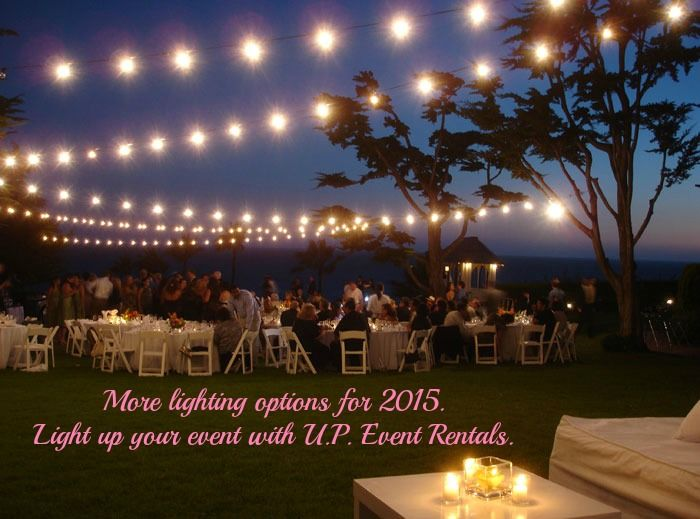 50 best up event rentals images on pinterest store tent and tents market lights available for rentals a beautiful addition to your outdoor events upeventrentals aloadofball Images
