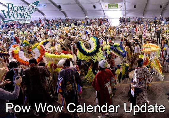 Pow Wow Calendar Update – March 29, 2017