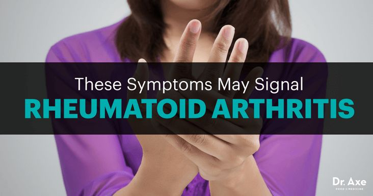 More than 1.3 million Americans suffer from rheumatoid arthritis symptoms, making it the most common form of arthritis. Find out how to treat RA symptoms.