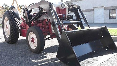 E F Ecafd A C E A F A Ford Tractors