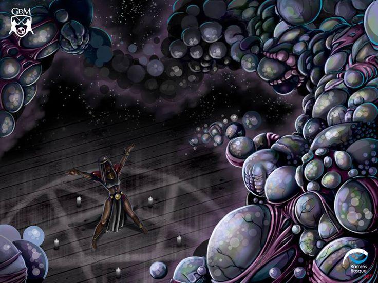 La invocación de Yog Sothoth (Historia) | Guerra de Mitos