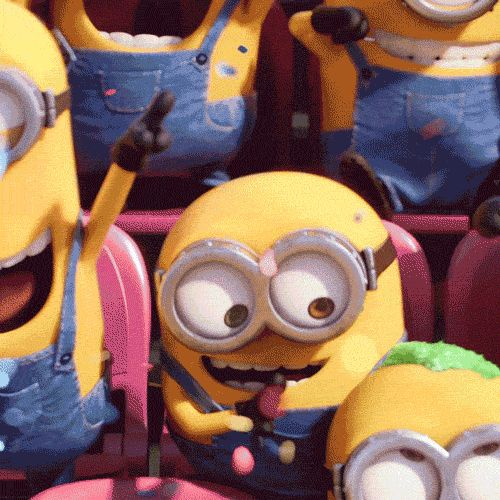 Bob likes to party. | Minions Movie | In Theaters July 10th