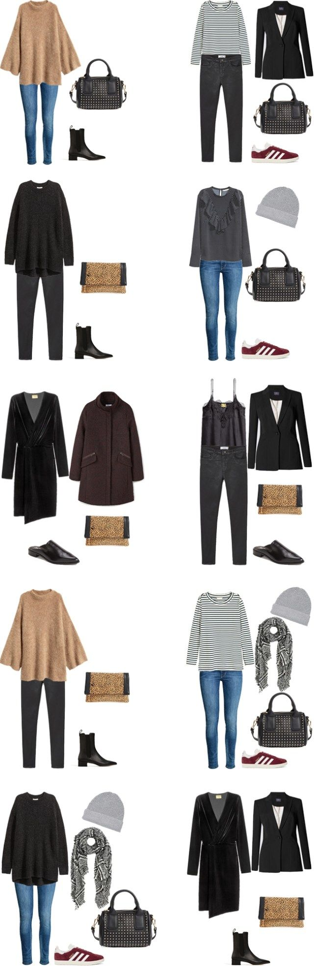 livelovesara - My life in a blog by Sara Watson. Packing List: 4 days in New York City in December- Outfit Options. 2016