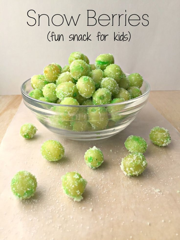 Delicious alternative to candy. Kids love to make them. Frozen grapes + Kool-Aid mix. Endless flavor combinations!