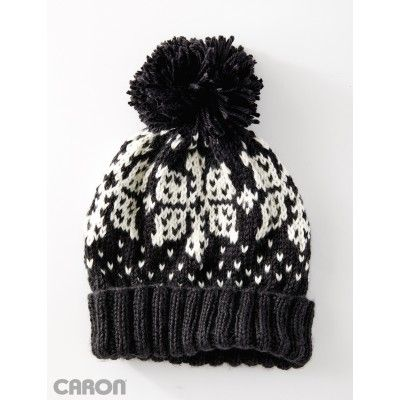 Nordic Flake Hat