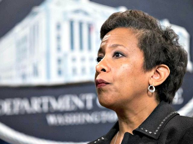 "Attorney General Loretta Lynch speaking at the Muslim Advocate's 10th anniversary dinner, shockingly refused to focus on the Muslim community after the terrorist attacks committed by Muslims in San Bernardino and Paris, instead. She reassured her audience, ""We stand with you in this."""